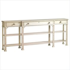 Preserve - Brighton Sofa Table in Orchid - 340-25-05 - living room -  - Stanley Furniture