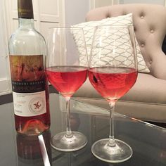 Valentine's Day is over but wine love lasts all year. Channeling Eros with some Greek rosé!