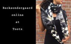 #becksondergaard #sjaal #deens #denmark #beck #sondergaard #outfit #clothing #clothes #scarf #tootz