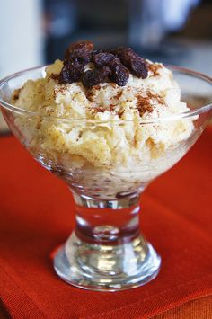 When you think rice pudding, think Old-Fashioned Rice Pudding featuring our Texmati White rice.