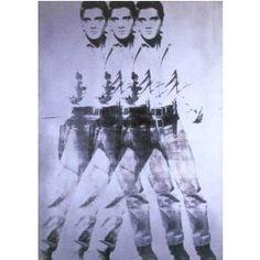 Elvis 1963 - Andy Warhol