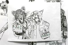 Red Bull Curates Protégés x HYPEBEAST Presents Pen & Paper with Rugman | Hypebeast