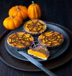 Mini pumpkin pie (tarte à la citrouille) – sans lactose - Ôdélices : Recettes de cuisine faciles et originales !