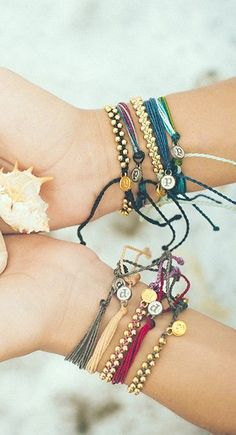 Summer Style Packs from Pura Vida Bracelets