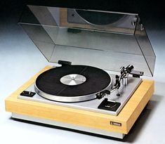 Modular Component Systems (MCS) 6502 TURNTABLE Beautiful
