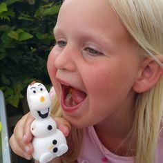 Dag Olaf! #Frozen