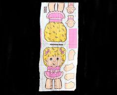Fabric Doll Pattern Precious Hugs Hugga Bunch & Hugglet