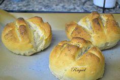 Mi Diversión en la cocina: Panecillos de Leche para Hamburguesas