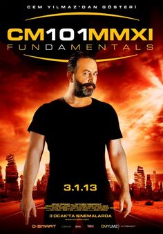 "Cem Yılmaz'ın yeni filmi ""CM101MMXI FUNDAMENTALS"" 3 Ocak'ta Sinemalarda!"