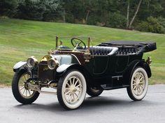 1912 Oakland Model 30 Touring - (Oakland Motor Car Company, Pontiac, Michigan 1909-1931)