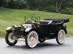 1912 Oakland Model 30 Touring - (Oakland Motor Car Company, Pontiac, Michigan 1909-1931)