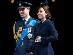 Prince William and Duchess Catherine. (Kate)