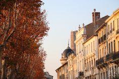 Marie Rosique / MR / Blog artistique: Soleil couchant sur Narbonne