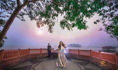#Pre Wedding Shoot #Jaipur #Jal Mahal #Outdoor Shoot #Sony Fashion Team.