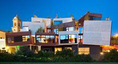 Viura Hotel in Alava Villabuena Alavesa, Spain is the epitome of modern style,design and architecture. #JetSetterCurator