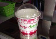 Yogurbeat Frozen Yoghurt Bar 8 Frozen Yoghurt, Dunkin Donuts Coffee, Coffee Cups, Graphic Design, Bar, Happy, Coffee Mugs, Coffee Cup, Ser Feliz