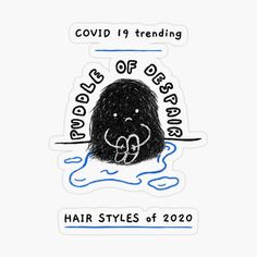 Plastic Stickers, Kids Stickers, Haircuts, Hairstyles, Personalized Water Bottles, Decorate Notebook, Transparent Stickers, Glossier Stickers, My Arts