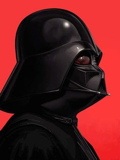 Vader and Stormtrooper Portraits by Mike Mitchell for Mondo – Geek Art – Art, Design, Illustration & Pop Culture ! Star Wars Logos, Star Wars Tattoo, Star Wars Poster, Darth Vader Star Wars, Mascara Darth Vader, Darth Vader Cartoon, Darth Maul, Mike Mitchell, Chewbacca