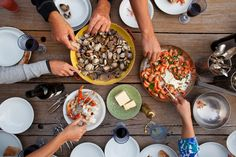 How sharing food makes you a better person