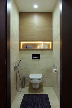 Kleines Badezimmer groß wirken lassen - 30 Beispiele