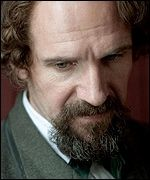 British actor Ralph Fiennes plays Charles Dickens in The Invisible Woman, joining an illustrious list of actors who have portrayed the author, including Simon Callow, Derek Jacobi and Anthony Hopkins. Fiennes Ralph, It Movie Cast, I Movie, Empire Movie, Royal National Theatre, List Of Actors, Simon Callow, London Film Festival, Invisible Woman