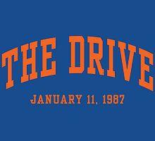 The Drive by aBrandwNoName