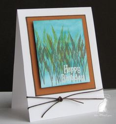 Great and simple card!