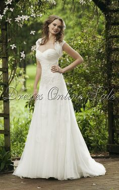 White Fashion A-line Sweetheart Floor-length Dress Shop Online - 4p108 - skunew-1102d-10