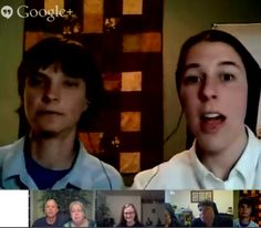 Check out our Holy Hangout: Family Edition - Families and Discernment  http://www.youtube.com/watch?v=VnBpMDZlzVA=plcp