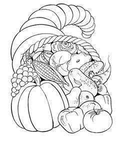 423 Free, Printable Autumn and Fall Coloring Pages: BlueBonkers Fall Coloring Pages