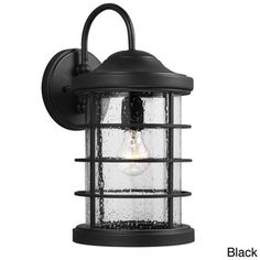 Love this product i found it on shopferguson porch sea gull lighting sauganash 1 light outdoor wall lantern antique bronze brown aluminum mozeypictures Image collections