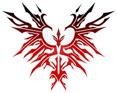 Tribal 30 Red by kuroakai on DeviantArt Body Art Tattoos, Tattoo Drawings, Tribal Tattoos, Art Drawings, Rabe Tattoo, Character Art, Character Design, Tattoo Character, Fan Art Anime