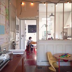 Voilà c'est #cheznous ... #grunge #home #instadeco #vintage #ourlife