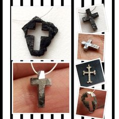 The Holy Cross - Check out our range in diamond cross for a beautiful Holiday Present. These ready to wear pendants and charms look beautiful. Custom orders with big hole size and diamond color available. Only on Gemsforjewels - Shop these at Flat 60% off