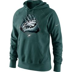 #Eagles Glove Lock-Up Hooded Sweatshirt.