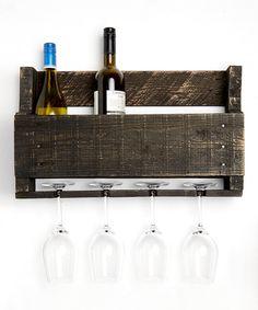 Little Elm wine rack