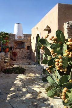 Mediterranean Living@tintilinic11  ovo me podsjetilo na zivot na solti, na OTVORENOM :)