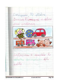 Italiano classe seconda N.1 | PDF to Flipbook