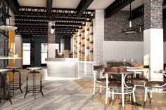 9 New Hotels In Europe's Culinary Capitals | Food Republic