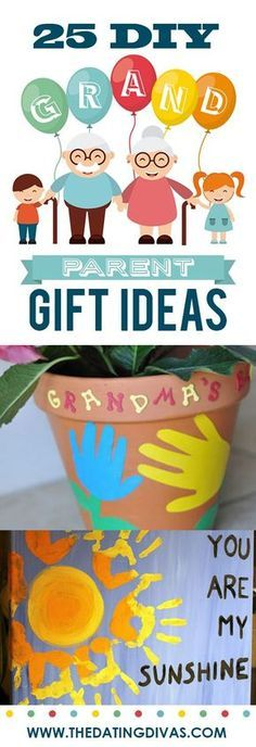 20 kid made grandparent gifts theyll treasure forever adventures each child could do solutioingenieria Image collections