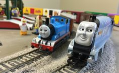 Spencer and Thomas Meet the Sunday Funnies in Sodor