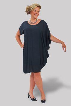 Plus Size Tunic Caftan Dress Clothing