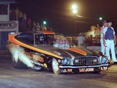 Lil John Lombardo Mustang Funny Car                                                                                                                                                                                 More