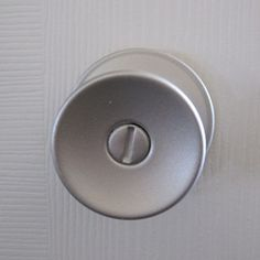 Spray Painting Door Knobs