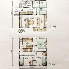 『32坪の間取り』 ・ LDK+和室4.5帖の間取りです。 ・ 32坪総2階でLDK+和室はスペース的に厳しい。。。 収納がその分減ってます。 ・ #間取り#間取り集 #間取り力 #間取り図 #間取り相談 #間取りフェチ #間取り図大好き #間取りマニア #間取り図好き #間取り考え中 #マイホーム計画#マイホーム計画開始 #マイホーム計画三重 #マイホーム計画中 #三重の家 #三重の住宅 #三重の間取り #三重の設計事務所 #三重の建築家 #三重県#四日市市#鈴鹿市#菰野町