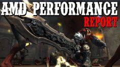 Darksiders Warmastered Edition AMD GPU Problems - PC Benchmarks