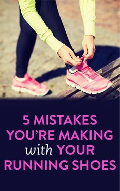 How to choose your running shoes - mistakes you are making