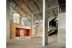 Red Location Museum, designed by Jo Noero (Noero Architects)