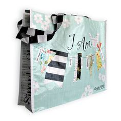 Simple Stories - I AM Collection - Tote Bag at Scrapbook.com
