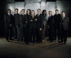 Alias S2 Cast Promotional Photo